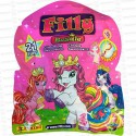 SOBRES 3D FILLY ROYALE 24 UD PANINI