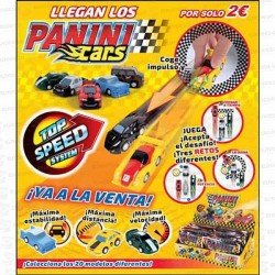 SOBRES-(COCHES)-3D-PANINI-CARS-20-UD