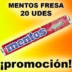 PROMO WEB MENTOS FRESA 20UD