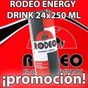 PROMO WEB RODEO ENERGY DRINK 24x250 ML