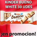PROMO WEB KINDER BUENO WHITE 30x47 GR FERRERO