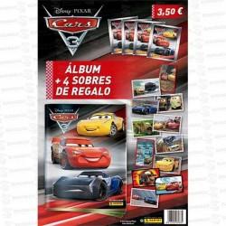CARTON-ALBUM-CARS-3-1-UD-PANINI