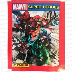 SOBRES-MARVEL-SUPER-HEROES-50-UD-PANINI
