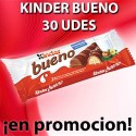 PROMO WEB KINDER BUENO 30 UD