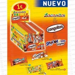 LOTE LACASA BOLSAS SOLAPA 1€ L00130