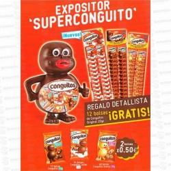 EXPOSITOR-SUPERCONGUITOS-PANOPLIA-2x0.50EUR-2017