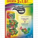 EXPOSITOR TRIDENT SENSES 2x1,50€