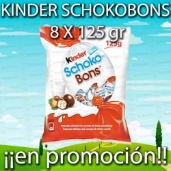 PROMO WEB SCHOKOBONS 8x125 GR