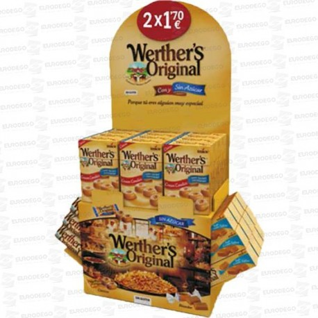 EXPOSITOR-WERTHER.S-STICK-36-UD-2x1,70EUR