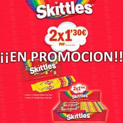 PROMO-WEB-LOTE-SKITTLES-SUGUS-2x1,30EUR