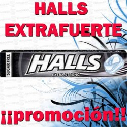 PROMO WEB HALLS EXTRAFUERTE S/A 20 UD