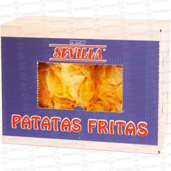 PATATAS FRITAS 1 KG (2x0,5 KG) SEVILLA