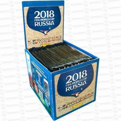 SOBRES WORLD CUP RUSSIA 2018 50 UD PANINI
