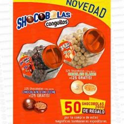 LOTE LACASA BOMBONERAS CHOCOBOLAS  L00148