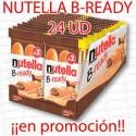 PROMO WEB NUTELLA B-READY 24 UD FERRERO