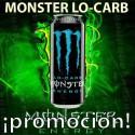 PROMO WEB MONSTER LO-CARB AZUL 24x500 ML