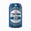 CERVEZA MAHOU SIN ALCOHOL 24x330 ML