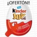 PROMO KINDER JOY 72 UD FERRERO