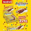 LOTE LACASA CHOCOLATINA RELLENA 30 UD 2x1€ L00175