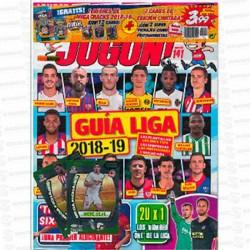 REVISTA JUGON N 141 OCTUBRE 2018 1 UD PANINI