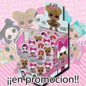 PROMO WEB HUEVO CHOCO L.O.L. 24x20 GR COOL