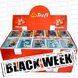 BLACK-WEEK-TREFL-PUZZLES-MIN-54PZ-SPIDER-FROZ-40-U