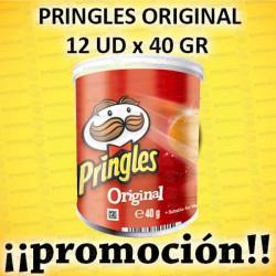 PROMO WEB PRINGLES PEQUEÑA ORIGINAL 12x40 GR