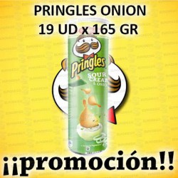 PROMO WEB PRINGLES GRANDE ONION 19x165 GR