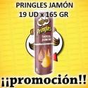 PROMO WEB PRINGLES GRANDE JAMON 19x165 GR