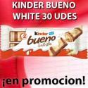 PROMO WEB KINDER BUENO WHITE 30 UD