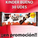 PROMO WEB KINDER BUENO DARK 30 UD