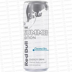 RED BULL COCONUT EDITION 12x250 ML