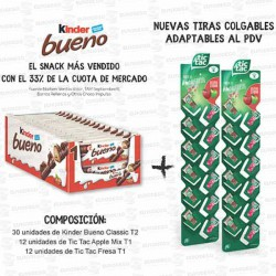 COMBO-KINDER-BUENO--TIRAS-TIC-TAC-54-UD-FERRERO