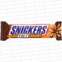 SNICKERS EXTRA CARAMEL 24x46 GR