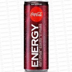 COCA-COLA ENERGY ZERO 12x250 ML