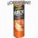 PROMO BOTE PRINGLES RICE FUSION INDIAN 165 GR 1 UD
