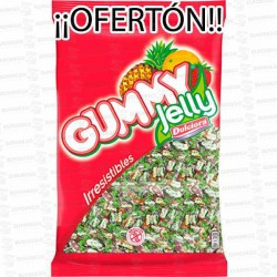 PROMO GUMMY JELLY FRUTAS 2 KG