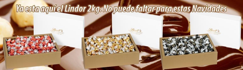 Bombones Lindor. Un gran chocolate suizo.