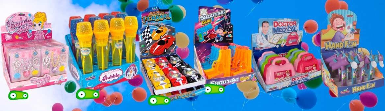 Nuevos juguetes Fantasy Toys