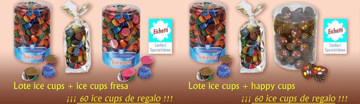 New Eichetti lots in web promotions