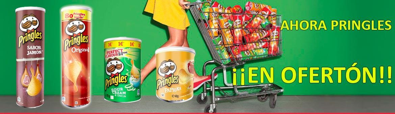 本週Pringles在Ofertón