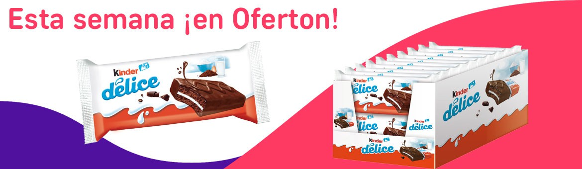 This week Kinder Delice On Offer!
