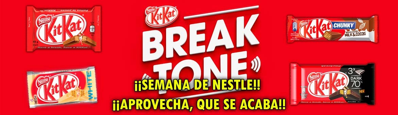Aprovecha la semana Nestlé