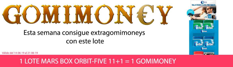 Extra Gomimoneys