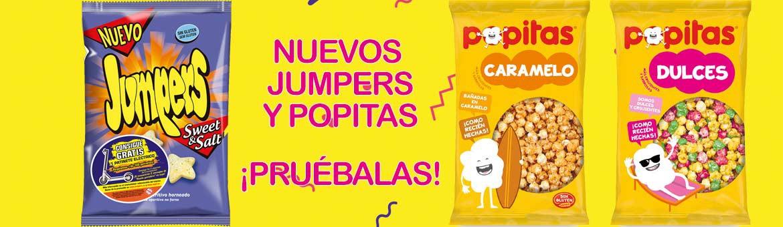 Nuevos Jumpers y Popitas