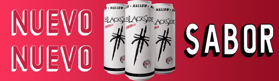 Try the new Blackside Mallow flavor