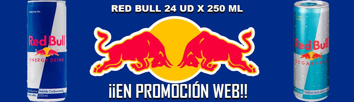 RED BULL NOW IN WEB PROMOTIONS