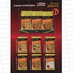XANOS EXPOSITOR 18 UD