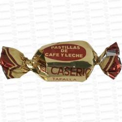 PASTILLA CAFE Y LECHE 1 KG EL CASERIO