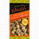 XANOS 1.5€ PISTACHO TOSTADO 12x52 GR